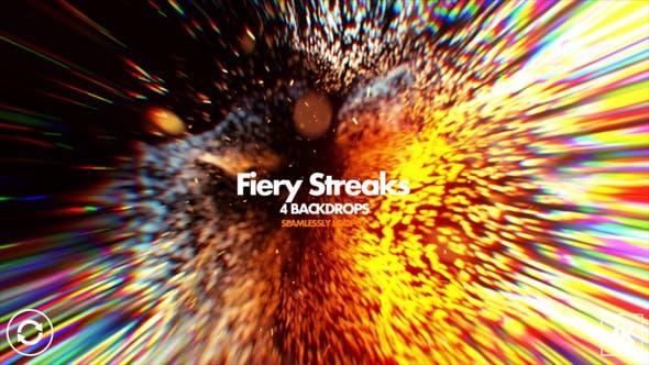 Thumbnail for Fiery Streaks