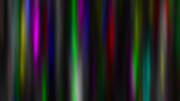 Thumbnail for Abstract Colorful Glowing Lines