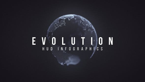 Thumbnail for Evolution HUD Infographic