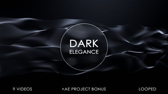 Thumbnail for Dark Elegant Motion Backgrounds