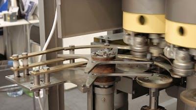 Mechanical Equipment for Bottling