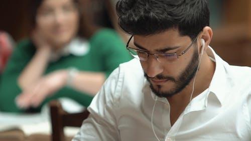 von Focused Student