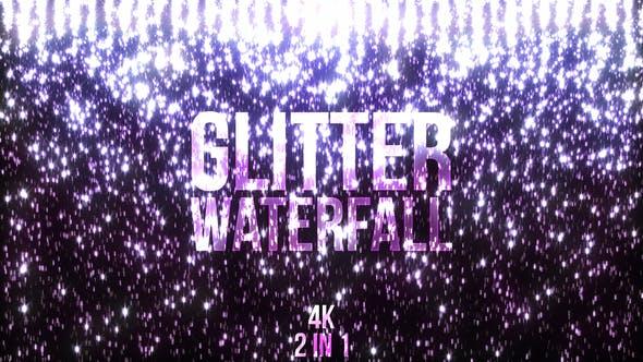 Thumbnail for Glitter Waterfall