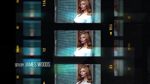 Film Titles Opener Slideshow