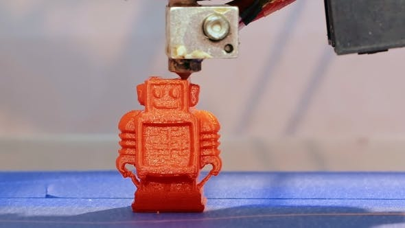 Thumbnail for Automatic 3D Printer