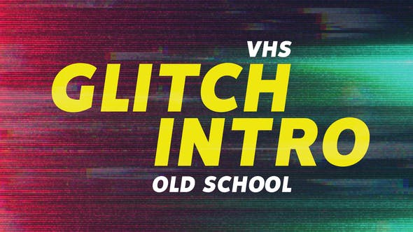 Thumbnail for Intro Glitch