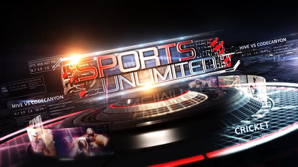 Thumbnail for Sports Unlimited Broadcast Pack