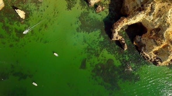 Thumbnail for Segelboote in Ocean Lagoon