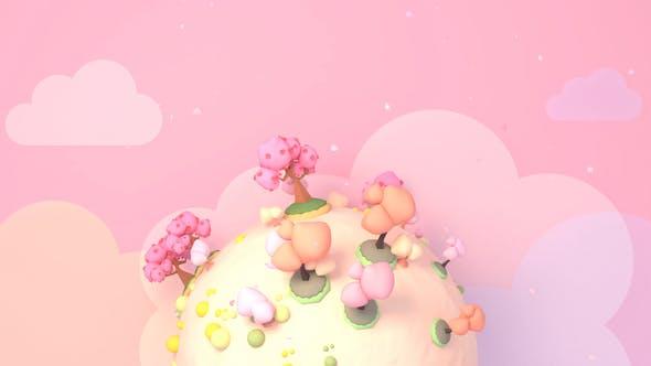 Thumbnail for Cherry Blossom World