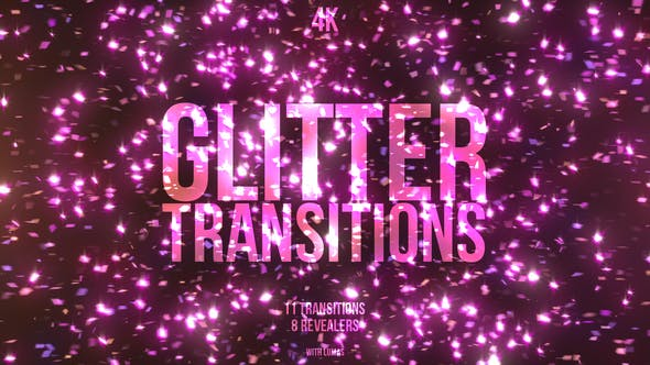 Thumbnail for Glitter Transitions