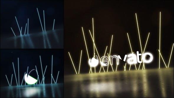 Cover Image for Neon Light Logo