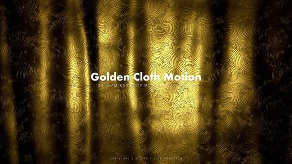 Thumbnail for Golden Fabric Motion 2