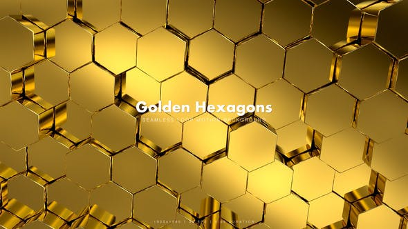 Thumbnail for Golden Hexagons 3