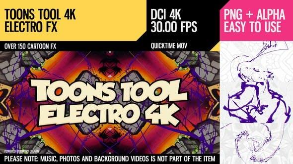 Toons Tool 4K (Electro FX)