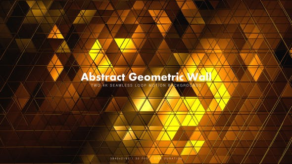 Thumbnail for Abstract Geometric Wall 2
