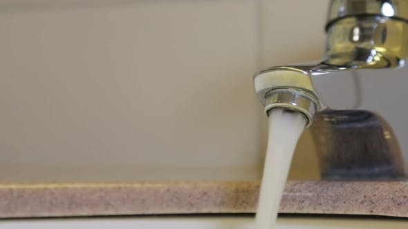 Thumbnail for Water Faucet in a Luxurious Hotel Room or at Home