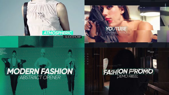 Thumbnail for Fashion Logo Opener