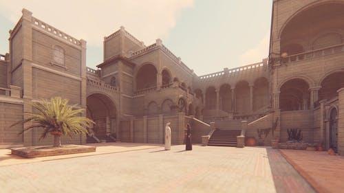 Arabic Castle
