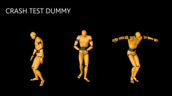 Cover Image for Crash Test Dummy Dance