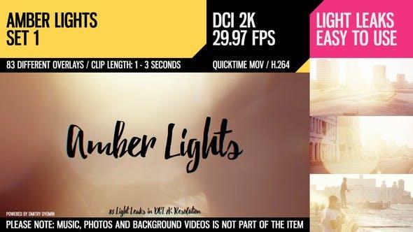 Thumbnail for Amber Lights (HD Set 1)