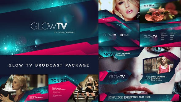 Thumbnail for Glow TV Broadcast Package