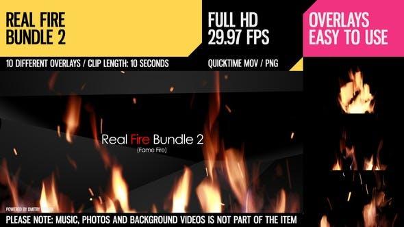 Real Fire Bundle 2