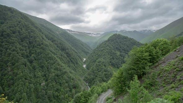 Thumbnail for Caucasus Mountains Epic  Caucasian Beauty Nature Georgia Culture