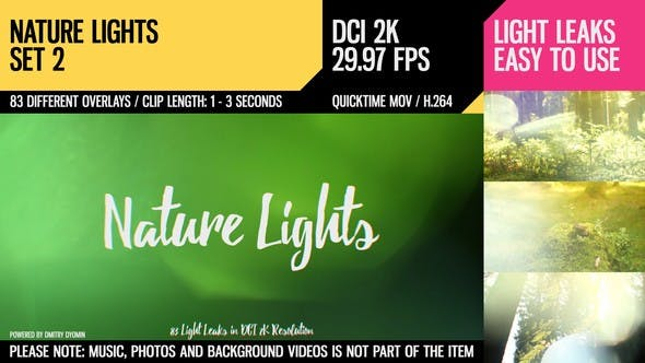Thumbnail for Nature Lights (HD Set 2)