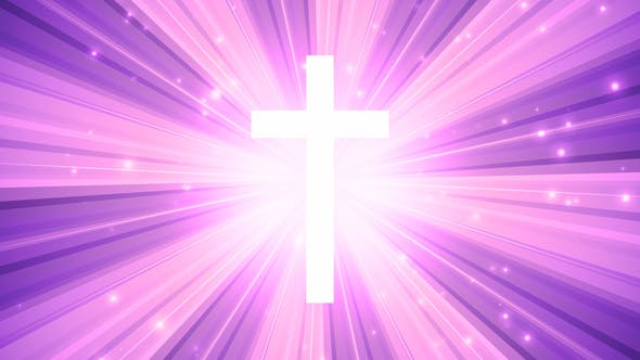 Cover Image for Worship Cross Light Rays