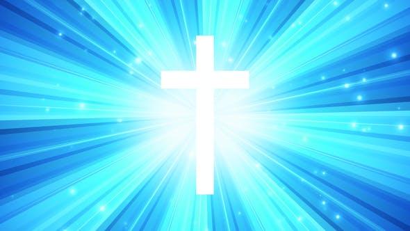 Thumbnail for Starburst Light Rays Cross