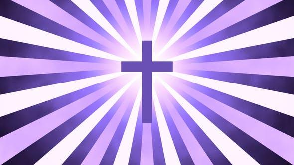Thumbnail for Retro Prayer Cross