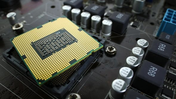 Thumbnail for Modern Processor and Motherboard for a Home Computer