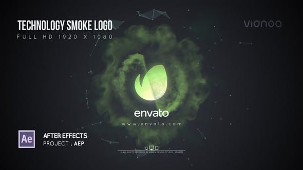 Thumbnail For Technology Smoke Logo