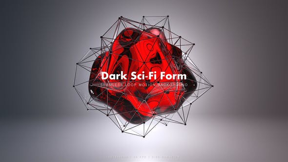 Thumbnail for Dark Sci-Fi Form 2