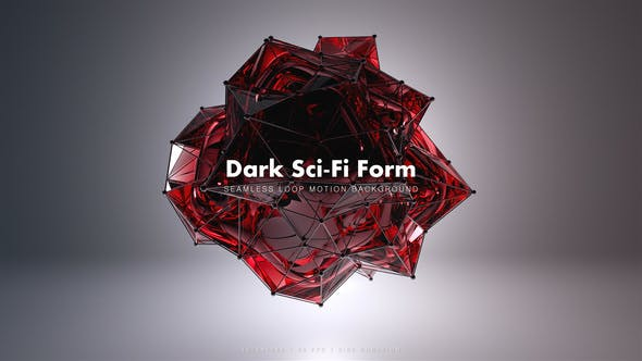 Thumbnail for Dark Sci-Fi Form 1