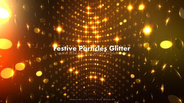 Thumbnail for Festive Particles Glitter 19