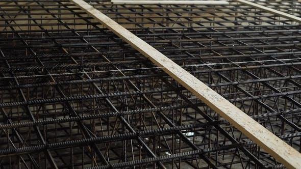 Thumbnail for Schuss aus Metallarmatur in Stahlbetonkonstruktionen