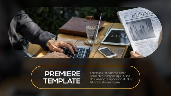 Thumbnail for Corporate - Premiere Presentation