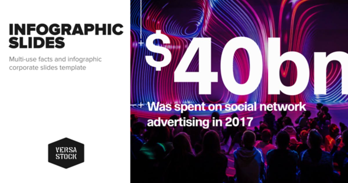 Download Corporate Infographic Slides by VersaStock