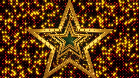 Twinkling Stars Tunnel