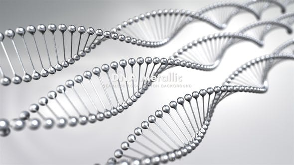 Cover Image for DNA Metallic