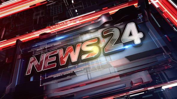 Thumbnail for News 24 Broadcast Pack