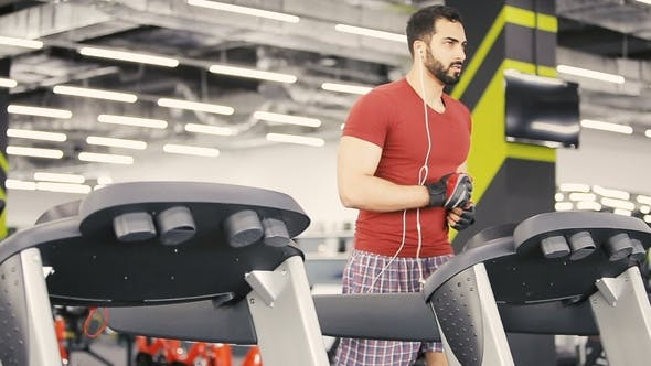 Thumbnail for Running in the Gym
