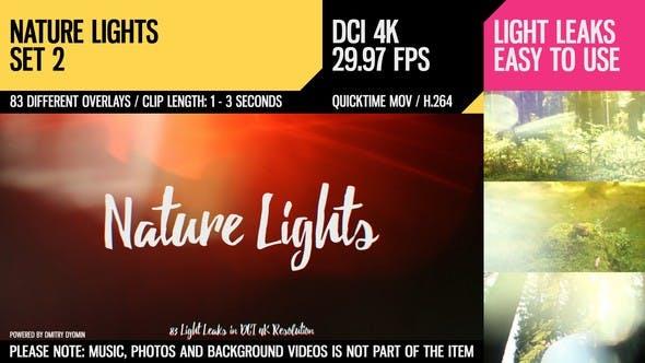Thumbnail for Nature Lights (4K Set 2)