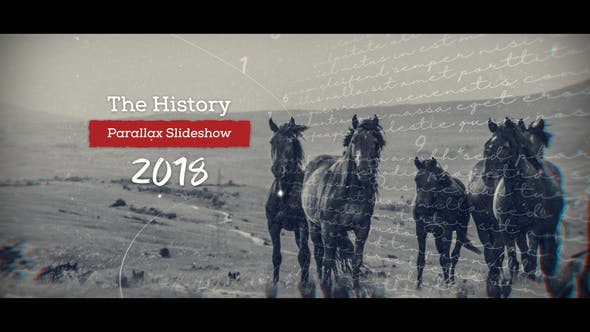 Cover Image for History Parallax Slideshow