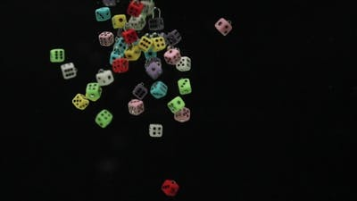 Floating Dice