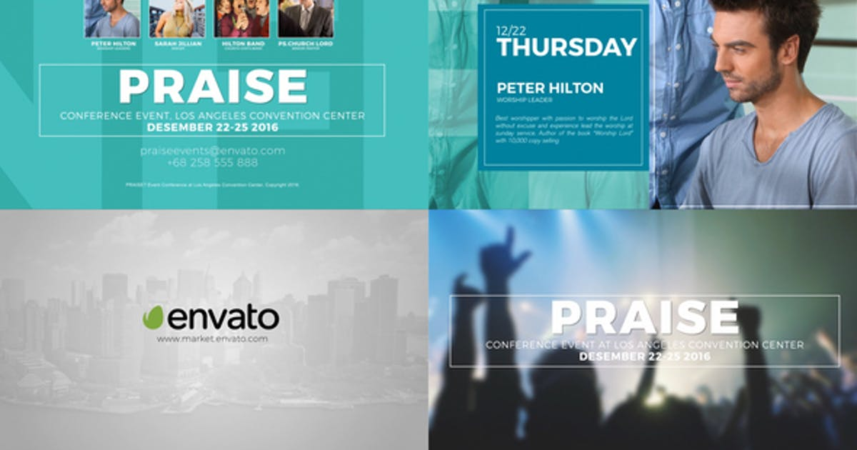Download Conference Event Promo by yeremia