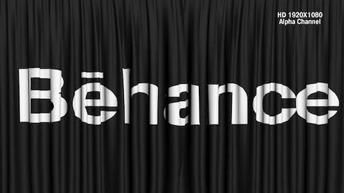 Behance - Curtain Open