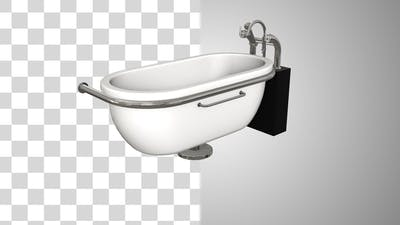 Bath Rotating