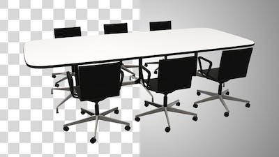 Meeting Tables Rotating